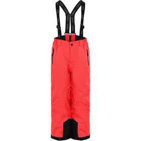 LEGO wear Lwpowai 704 Ski Pants Kids coral red